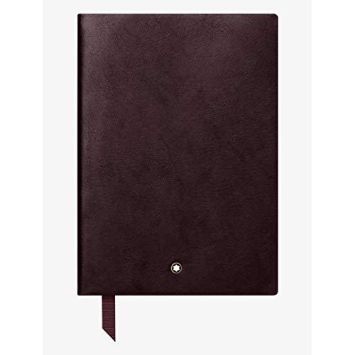 Montblanc 1926 Heritage 116492 - Cuaderno de piel unisex, color marrón Dimensiones del producto: 20 x 15 cm. Color: marrón. Material: Cuero Este cuaderno consta de 146 páginas en blanco y tiene un marcapáginas de cinta marrón. Cuenta con un emblema d...