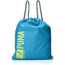 Puma Pioneer saco gimnasio bolsas, color Blue Danube, tamaño talla única