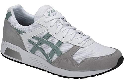 ASICS Herren Sneaker Lyte-Trainer Weiss (100) 42