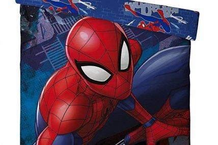 Juego de cama infantil Spiderman–Funda de...