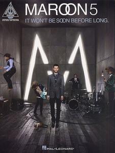 Maroon 5: Il ne sera pas dès avant Long (Guitare enregistrées versions)