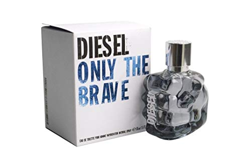 Diesel Only The Brave men, Eau de Toilette, 1er Pack, (1x 50 ml)