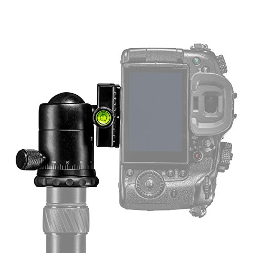 Kamerastativ Kugelkopf