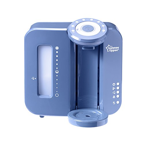 Tommee Tippee Perfect Prep Machine (Midnight Blue) Test