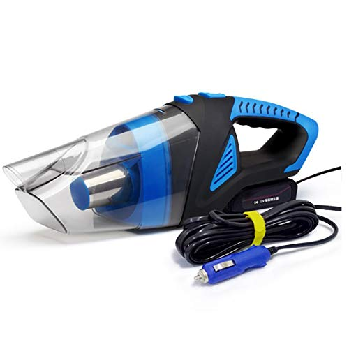 RongDuosi Kabelloser Kfz-Staubsauger, tragbar, trocken und nass 2 mit leistungsstarken Handstaubsaugern für den Haushalt, ABS-Material, 120 W Autostaubsauger Handheld (Style : Wired)
