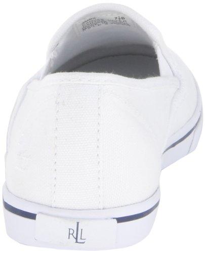 Lauren Ralph Lauren Janis Fashion Sneaker Rl White