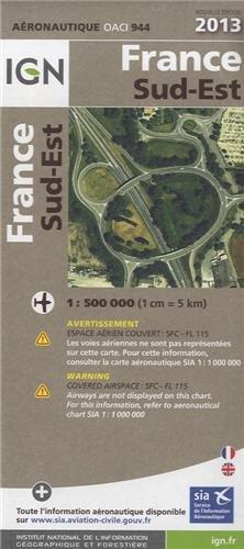 OACI France South-East 2013: IGN-OACI944 (Ign Map) par IGN