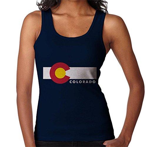Colorado State Flag Women's Vest