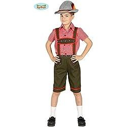 Guirca 87572 - Tiroles Infantil Talla 10-12 Años