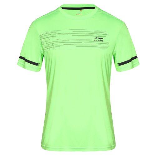 Li Ning Herren T-Shirt A275 Spargel