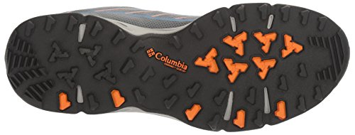 Columbia Men's Ventrailia II Hiking Shoe Grey Steel/Oxygen