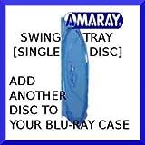 5 bandejas de Blu-ray Amaray 1 disco solo en embalaje de la marca Dragon Trading.