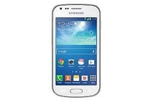 "Samsung Galaxy Trend Plus S7580 - Smartphone (ecran 4"", camera 5 Mp, 4 Go, 1.2 GHz, 768 Mo RAM, Android 4.2), Blanc"