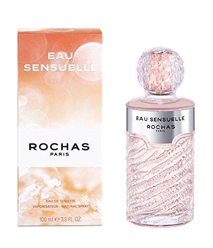 Rochas Eau De Rochas Sensuelle Agua de Tocador - 100 ml (precio: 25,40€)