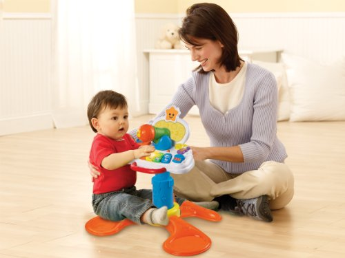 Image of VTech Baby Sit to Stand Music Centre