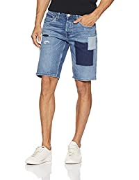 Jack & Jones Men's Regular Fit Cotton Shorts