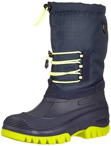 CMP Unisex-Erwachsene Ahto Bootsportschuhe, Blau (Black Blue N950), 39 EU