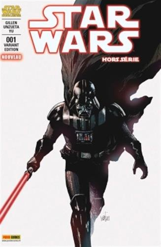 Star Wars HS nº 1 (couverture 2/2)