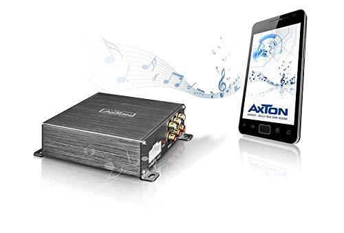 dsp endstufe AXTON A500DSP 5-Kanal DSP-Vorverstärker mit iOS und Android Steuerung