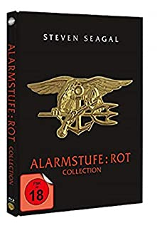 Alarmstufe Rot - Collection Teil 1+2 UNCUT Mediabook schwarz Limitiert [Blu-ray]