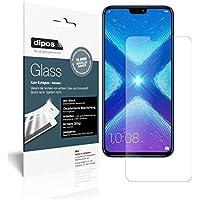 Bruni 2x Folie Für Huawei Honor 8x Max Schutzfolie Displayschutzfolie Displayschutzfolien
