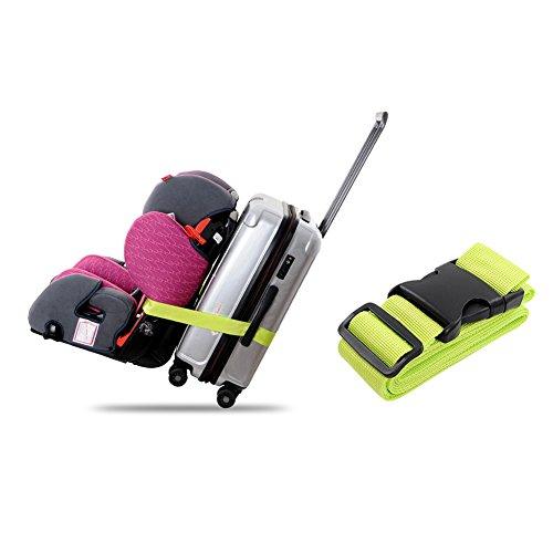 Kleinkind Autositz Reisen Gepäck von den Gürtel Reisetasche Zubehöre (1 Pack Green)