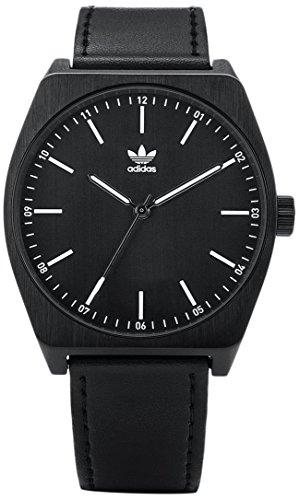 Adidas by Nixon Reloj Analogico para Hombre de Cuarzo con Correa en Cuero Z05-756-00