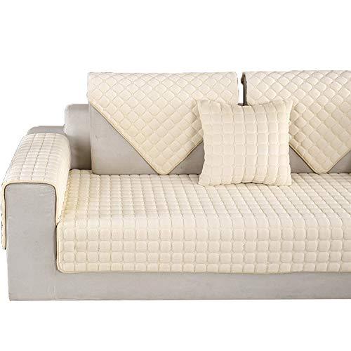 KSWD Winter Sofa Überwurf, Ledersofa Rutschfest Sofa, gebraucht gebraucht kaufen  Wird an jeden Ort in Deutschland