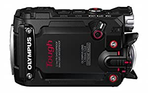 Olympus Tough TG Tracker 4K Action Camera - Black