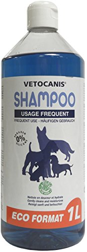 VETOCANIS Shampoing Format Eco Usage Fréquent pour...