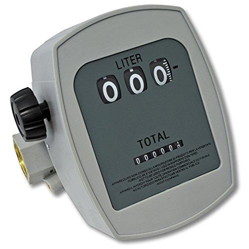 COMBUSTIBLE DIESEL WORMART CONTADOR URUURU METRO/MIN 3 BARES 10-60L CONEXION 1