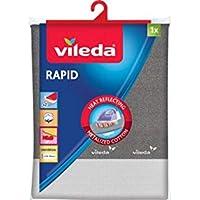 Vileda Rapid - Funda de planchar de 3 capas adaptable a todo tipo de tablas