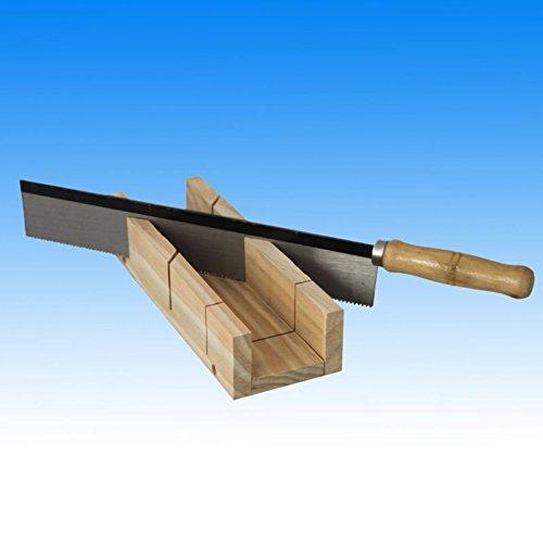 Preisvergleich Produktbild Gehrungs Schneidlade-Rucksack aus Holz