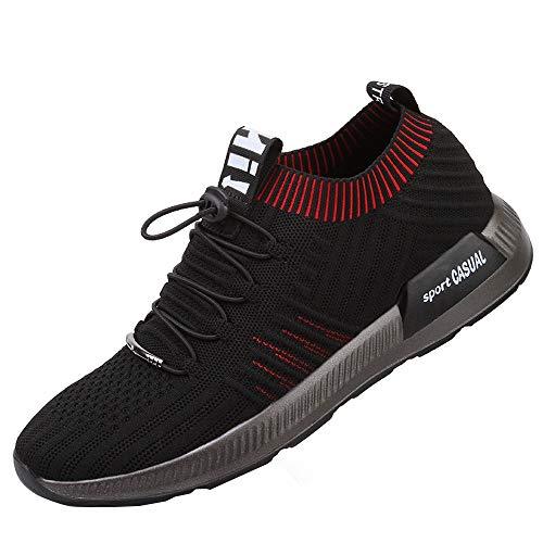 MONDHAUS Liebhaber Schuhe Unisex Damen Herren Laufschuhe Atmungsaktiv Outdoor Running leicht Turnschuhe für gr 39-45