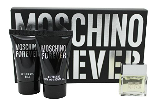 Moschino Moschino Forever Gift 4.5ml EDT + 25ml Duschgel + 25ml Aftershave Balsam