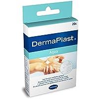 DermaPlast aqua Pflasterstrips 3 Größen, P 20 St preisvergleich bei billige-tabletten.eu