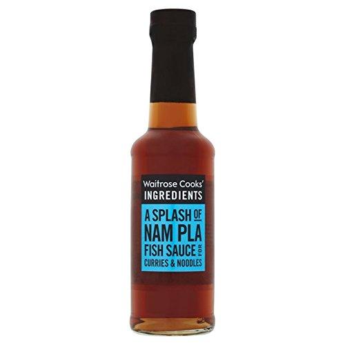 Cooks 'Inhaltsstoffe Nam PLA Fisch Sauce 150ml