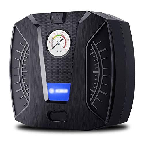 Preisvergleich Produktbild ZXXX Luftpumpe Luftbett für aufblasbares Trampolin-Bootsspielzeug,  schnelles Befüllen des Luftgenerators mit 2 Düsen