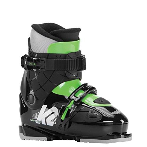 K2 Skis Kinder Xplorer 2 Skischuh, Mehrfarbig, 22,5