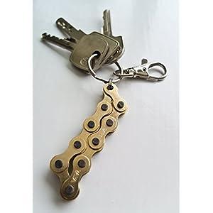Upcycling Schlüsselanhänger Fahr