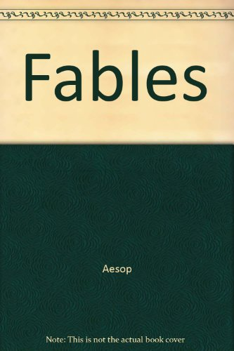 Aesop's fables : a selection