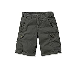 Carhartt RipStop Cargo Shorts Farbe:-Moss Gr:-W32