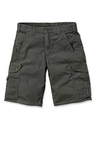 Carhartt RipStop Cargo Shorts Farbe:-Moss Gr:-W34