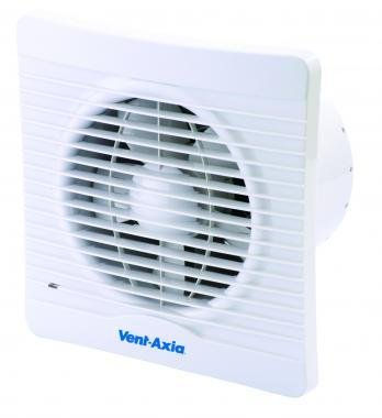 Vent Axia 454061 Silhouette 150XH Extractor Fan with Humidistat