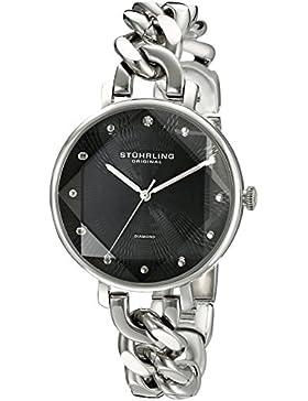 Stuhrling Original Damen-Armbanduhr Vogue Analog Quarz 596.02