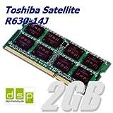 2GB Speicher / RAM für Toshiba Satellite R630-14J