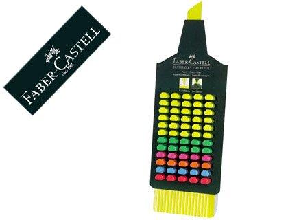 Faber Castell Cf60espositore Textliner 48 Refill