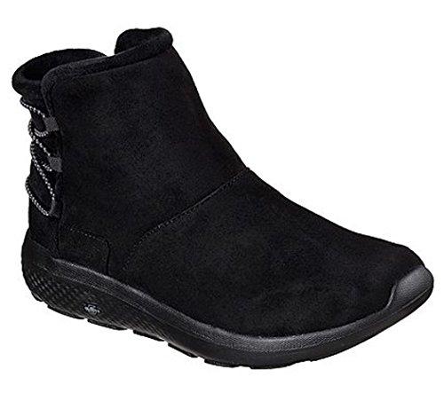 Bottines - Boots, couleur Noir , marque SKECHERS, modèle Bottines - Boots SKECHERS ON THE GO CITY 2 ADAPT Noir