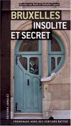 Bruxelles insolite et secret