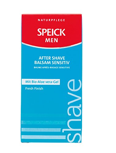 Speick Men After Shave Balsam Sensitive Fresh Finish, Doppelpack 2x100 ml